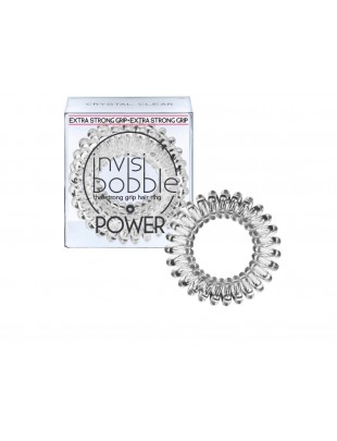 Invisibobble Power - Crystal Clear