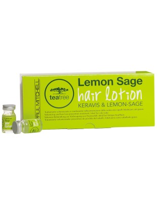 TEA TREE hair lotion KERAVIS & LEMON-SAGE