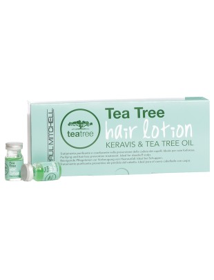 TEA TREE hair lotion KERAVIS & TEA TREE OIL